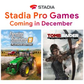 Google Stadia – Neue kostenlose Spiele!