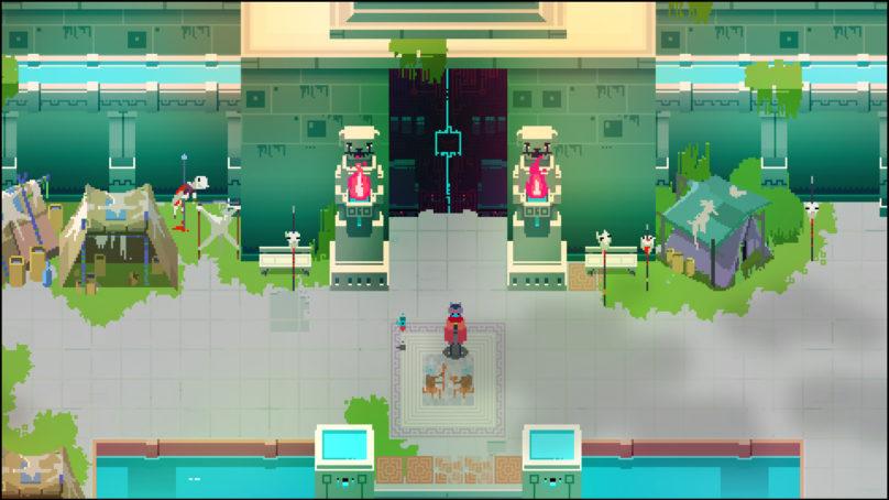 Heute kostenlos: Hyper Light Drifter | 12 Tage – 12 kostenlose Spiele!