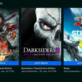 Wahnsinn: EpicGames verschenkt 3 Top-Spiele!