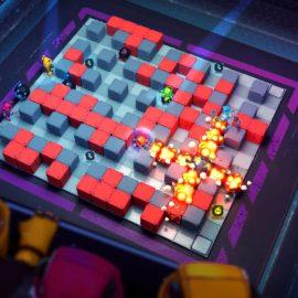 Bomb Bots Arena + Gewinnspiel